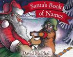 Santa's Book of Names - David McPhail