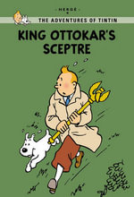 King Ottokar's Sceptre - Herge