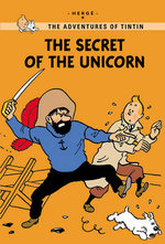 The Secret of the Unicorn: The Adventures of Tintin Series : Book 11 : Special Young Reader Edition (Smaller Size) - Herge