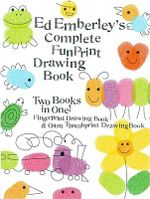 Ed Emberley's Funprint Book : Fingerprint Drawing Book & Great Thumbprint Drawing Book - Ed Emberley