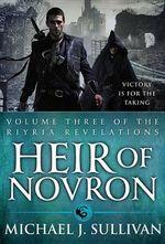 Heir of Novron - Michael J Sullivan