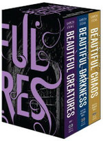 The Beautiful Creatures Paperback Set : Beautiful Creatures, Beautiful Darkness, Beautiful Chaos - Kami Garcia