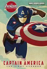 Phase One: Captain America : The First Avenger - Alex Irvine