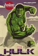 Phase One : The Incredible Hulk - Alex Irvine