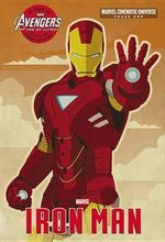 Phase One : Iron Man - Alex Irvine