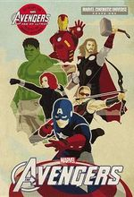 Phase One : Marvel's the Avengers - Alex Irvine