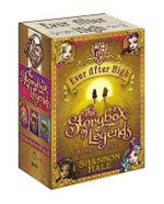 Ever After High : The Storybox of Legends Boxed Set - Shannon Hale
