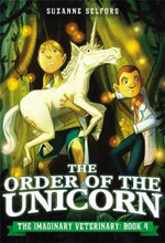 The Order of the Unicorn - Suzanne Selfors