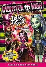 Monster High : Freaky Fusion the Junior Novel - Perdita Finn