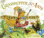 The Grasshopper & the Ants - Jerry Pinkney