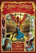 A Grimm Warning : A Grimm Warning - Chris Colfer