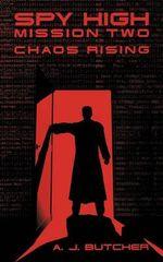 Chaos Rising : 000294308 - A. J. Butcher