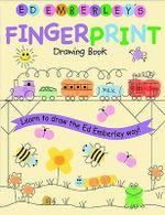 Ed Emberley Fingerprint Drawing Book - E. Emberley