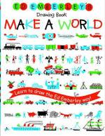 Ed Emberley's Drawing Book Make a World : Ed Emberley Drawing Books (Paperback) - Ed Emberley