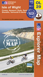 Isle of Wight - Ordnance Survey