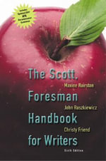 The Scott, Foresman Handbook for Writers - Maxine Hairston