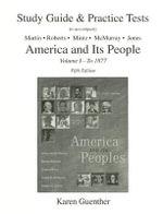 Study Guide : v. 1 - James Kirby Martin