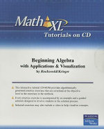 InterAct Math Student Tutorial for Beginning Algebra with Applications and Visualization - Gary Rockswold