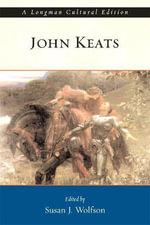 John Keats - Susan J. Wolfson