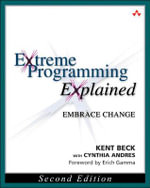 Extreme Programming Explained : Embracing Change - Kent Beck