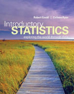 Introductory Statistics : Exploring the World Through Data - Robert Gould