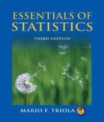 Essentials of Statistics - Mario F. Triola