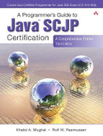 Programmer's Guide to Java SCJP Certification : A Comprehensive Primer - Khalid Azim Mughal