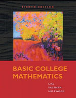 Basic College Mathematics - Margaret L. Lial