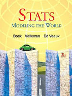 Stats : Modeling the World - David E. Bock
