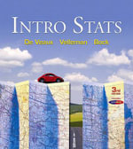 Intro STATS Value Pack (Includes Statistics Study for the Deveaux/Velleman/Bock Series & Mymathlab/Mystatlab Student Access Kit ) - Richard D de Veaux