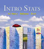 Intro STATS Value Pack (Includes Mymathlab/Mystatlab Student Access Kit & Student's Solutions Manual for Intro STATS) - Richard D de Veaux