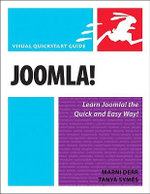 Joomla! : Visual QuickStart Guide - Marni Derr