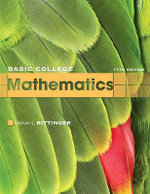Basic College Mathematics - Marvin L. Bittinger