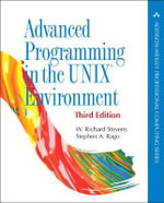 Advanced Programming in the UNIX Environment - W. Richard Stevens