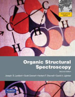Organic Structural Spectroscopy :  International Edition - Joseph B. Lambert