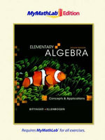 Elementary Algebra : Concepts and Applications - Marvin L. Bittinger