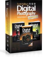 Scott Kelby's Digital Photography Boxed Set : Volumes 1, 2, and 3 - Kelby Scott