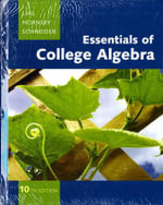 Essentials of College Algebra with MML/MSL Student Access Code Card : In the Management, Natural, and Social Sciences - Margaret L. Lial