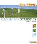 Elementary Statistics Technology Update : Technology Update - Mario F. Triola