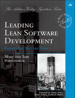 Leading Lean Software Development : Results Are Not the Point - Mary Poppendieck