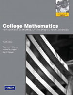 College Mathematics for Business, Economics, Life Sciences & Social Sciences - Raymond A. Barnett