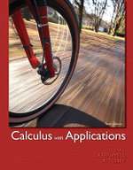 Calculus with Applications - Margaret L. Lial