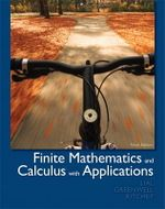 Finite Mathematics and Calculus with Applications - Margaret L. Lial