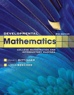 Developmental Mathematics Plus MyMathLab/MyStatLab -- Access Card Package - Marvin L. Bittinger