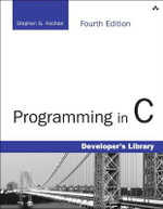 Programming in C - Stephen G. Kochan