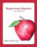 Beginning Algebra - Elayn Martin-Gay