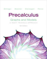 Precalculus : Graphs and Models and Graphing Calculator Manual Package - Marvin L. Bittinger