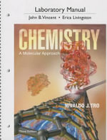 Laboratory Manual for Chemistry : A Molecular Approach - Nivaldo J. Tro