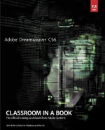 Adobe Dreamweaver CS6 Classroom in a Book : Classroom in a Book (Adobe) - Adobe Creative Team