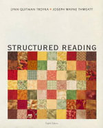 Structured Reading Plus New MyReadingLab -- Access Card Package : Reference for Writers - Lynn Quitman Troyka